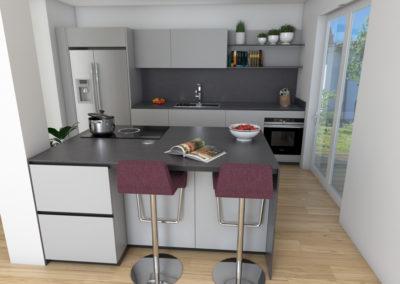 Cucina Valcucine-FORMA MENTIS