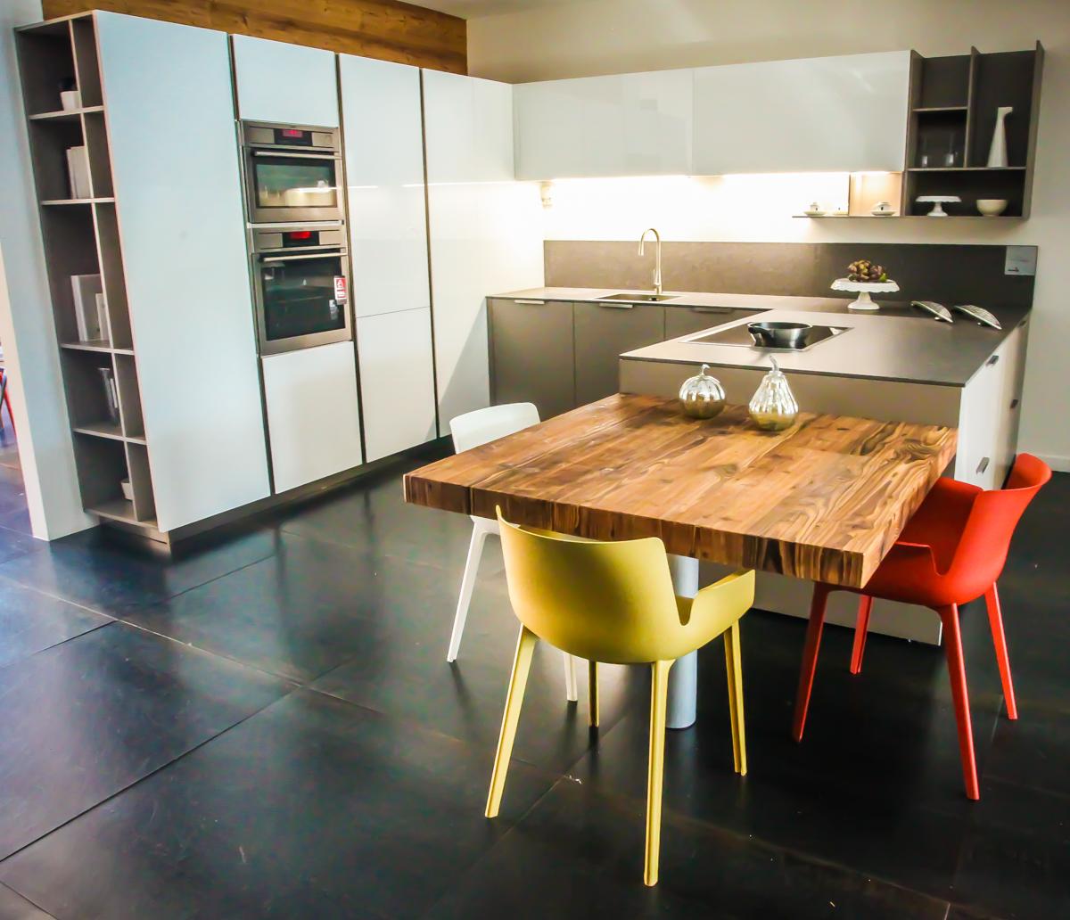 Cuisine prix r duit kubic de euromobil casa pi - Casa piu arredamenti ...